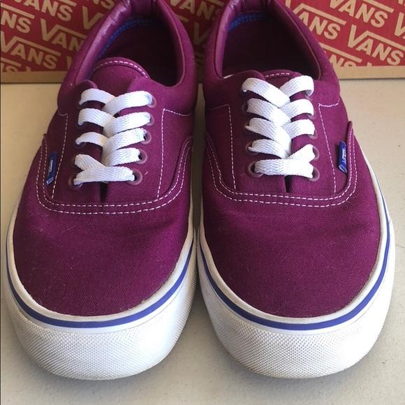 dd1c780b65 Vans ERA purple and blue. M 5ade4be985e605911707a5fa